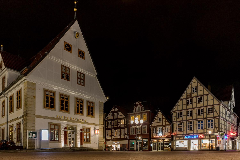Altstadt Celle - Altes Rathaus